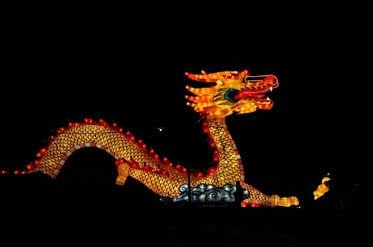 "Festival ""The Greater Lanterns of China"" in Pakruojis Manor"